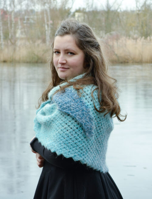 tomis wave shawl pattern 3