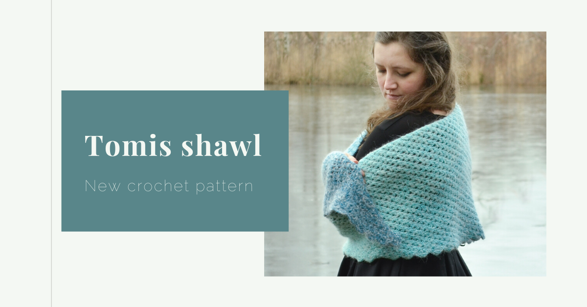 Tomis shawl cover photo