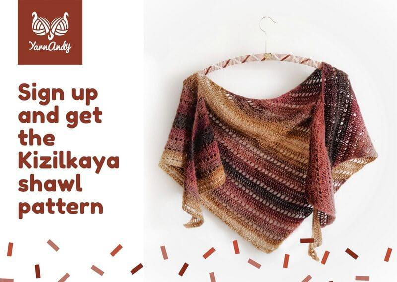 Get Kizilkaya when signing up to updates