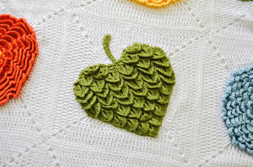 crocodile leaf pattern 8