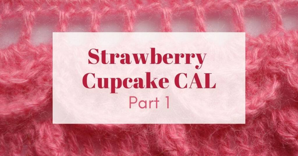 Strawberry Cupcake CAL part 1cover photo